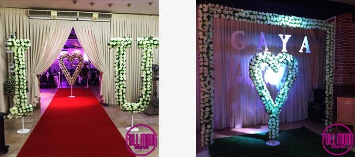 קיר-פרחים-לחתונה