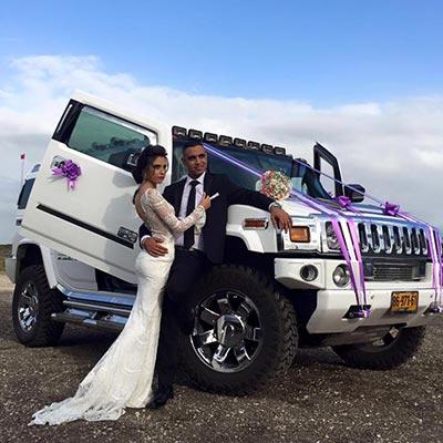 השכרת האמר לחתונה